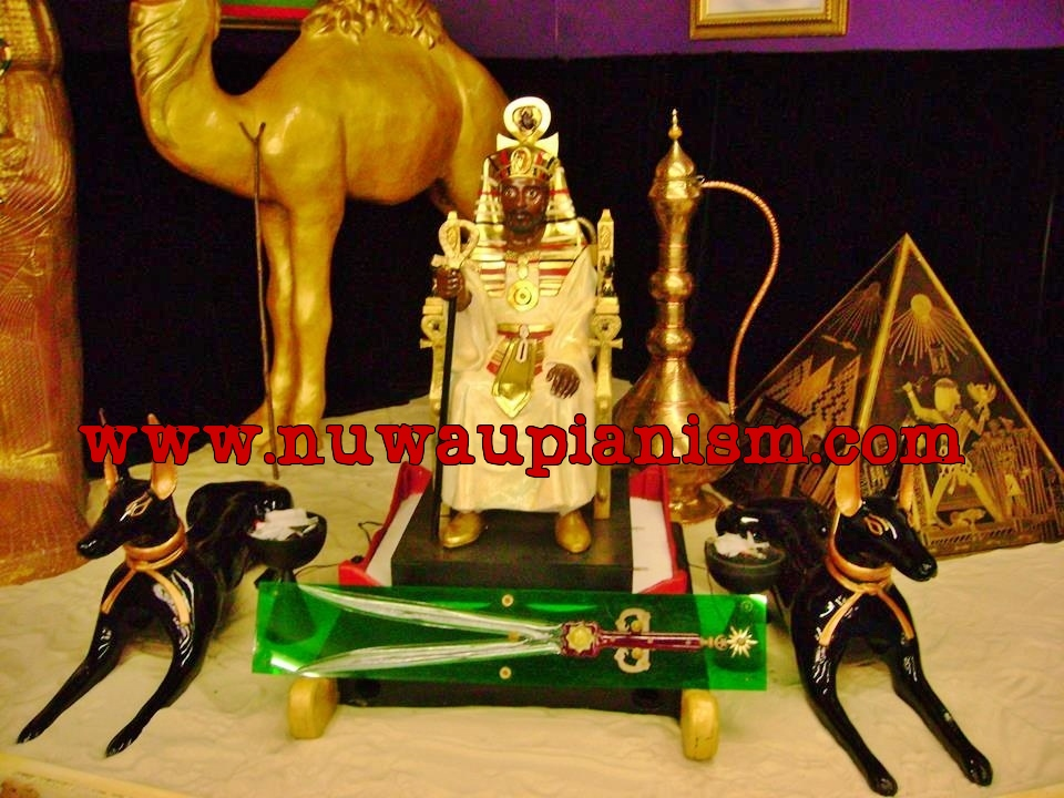 Ask The Nuwaupians Do You Worship Malachi York In Any Way